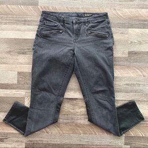 BLANK NYC | Skinny Classique Black Moto Jeans 28